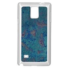 Urban Background Samsung Galaxy Note 4 Case (White)