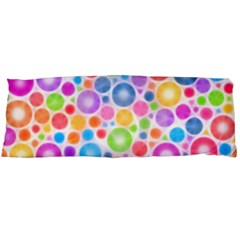 Candy Color s Circles Body Pillow Cases (Dakimakura)