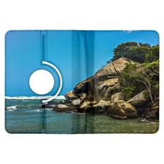Tropical Beach Of Tayrona National Park Kindle Fire Hdx Flip 360 Case