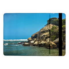 Tropical Beach Of Tayrona National Park Samsung Galaxy Tab Pro 10.1  Flip Case