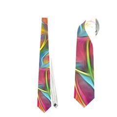 Colorful Autumn Neckties (two Side)