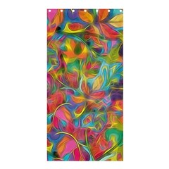 Colorful Autumn Shower Curtain 36  X 72  (stall)