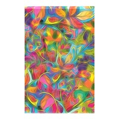 Colorful Autumn Shower Curtain 48  x 72  (Small)