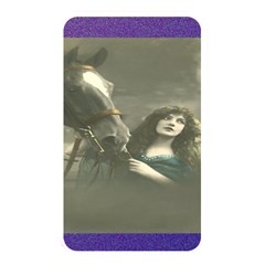 Vintage Woman With Horse Memory Card Reader