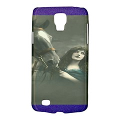 Vintage Woman With Horse Galaxy S4 Active