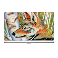 Wolfpastel Business Card Holders