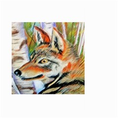 Wolfpastel Large Garden Flag (Two Sides)
