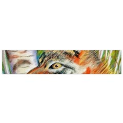 Wolfpastel Flano Scarf (Small)