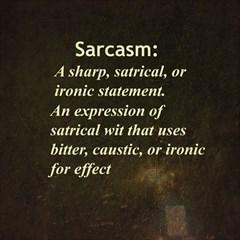 Sarcasm  Magic Photo Cubes