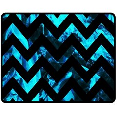 Zigzag Fleece Blanket (medium)