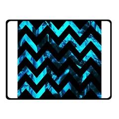 Zigzag Fleece Blanket (small)