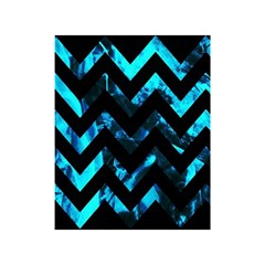 Zigzag Shower Curtain 48  x 72  (Small)