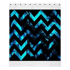 Zigzag Shower Curtain 60  X 72  (medium)