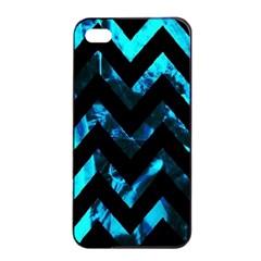 Zigzag Apple iPhone 4/4s Seamless Case (Black)