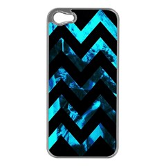 Zigzag Apple Iphone 5 Case (silver)