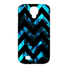 Zigzag Samsung Galaxy S4 Classic Hardshell Case (pc+silicone)