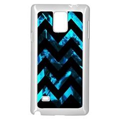 Zigzag Samsung Galaxy Note 4 Case (white)