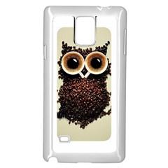 5s  Samsung Galaxy Note 4 Case (White)