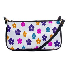 Candy Flowers Shoulder Clutch Bags