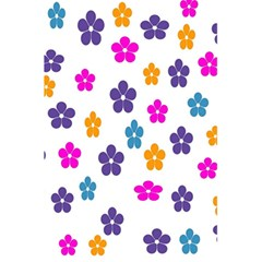 Candy Flowers 5.5  x 8.5  Notebooks