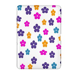 Candy Flowers Samsung Galaxy Tab 2 (10 1 ) P5100 Hardshell Case