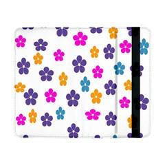 Candy Flowers Samsung Galaxy Tab Pro 8 4  Flip Case