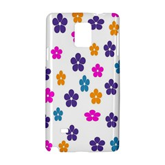 Candy Flowers Samsung Galaxy Note 4 Hardshell Case