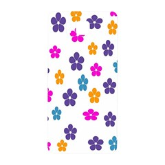 Candy Flowers Samsung Galaxy Alpha Hardshell Back Case