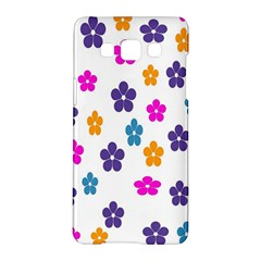 Candy Flowers Samsung Galaxy A5 Hardshell Case