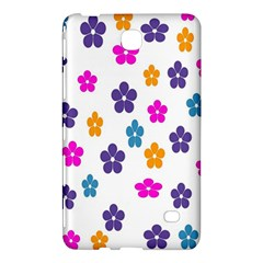 Candy Flowers Samsung Galaxy Tab 4 (7 ) Hardshell Case