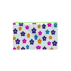 Candy Flowers Cosmetic Bag (XS)