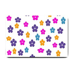 Candy Flowers Small Doormat