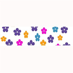 Candy Flowers Large Bar Mats