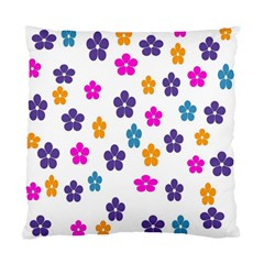 Candy Flowers Standard Cushion Cases (two Sides)