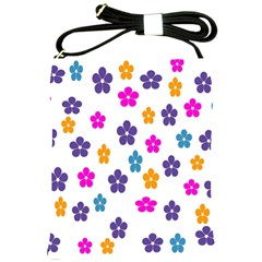 Candy Flowers Shoulder Sling Bags