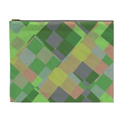 Squares And Other Shapes Cosmetic Bag (xl)
