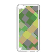 Squares And Other Shapes Apple Ipod Touch 5 Case (white)