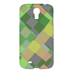Squares And Other Shapes Samsung Galaxy S4 I9500/i9505 Hardshell Case