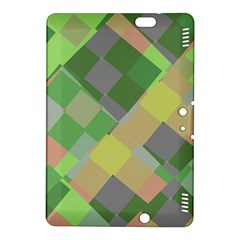 Squares and other shapes Kindle Fire HDX 8.9  Hardshell Case