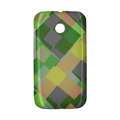 Squares and other shapes Motorola Moto E Hardshell Case