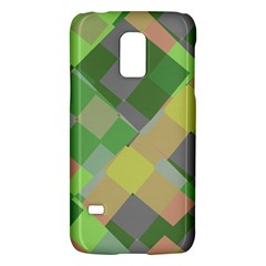 Squares And Other Shapessamsung Galaxy S5 Mini Hardshell Case