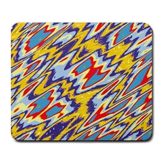 Colorful Chaos Large Mousepad