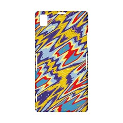 Colorful chaos Sony Xperia Z1 L39H Hardshell Case