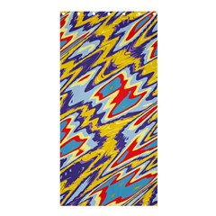 Colorful chaosShower Curtain 36  x 72