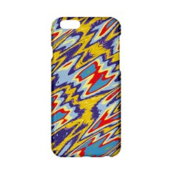 Colorful chaos Apple iPhone 6 Hardshell Case