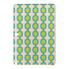 Blue flowers pattern	Samsung Galaxy Tab Pro 12.2 Hardshell Case