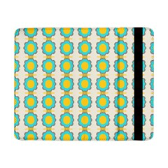 Blue flowers pattern	Samsung Galaxy Tab Pro 8.4  Flip Case