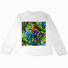 The Neon Garden Kids Long Sleeve T-Shirts