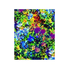 The Neon Garden Shower Curtain 48  x 72  (Small)