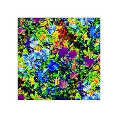 The Neon Garden Acrylic Tangram Puzzle (4  x 4 )